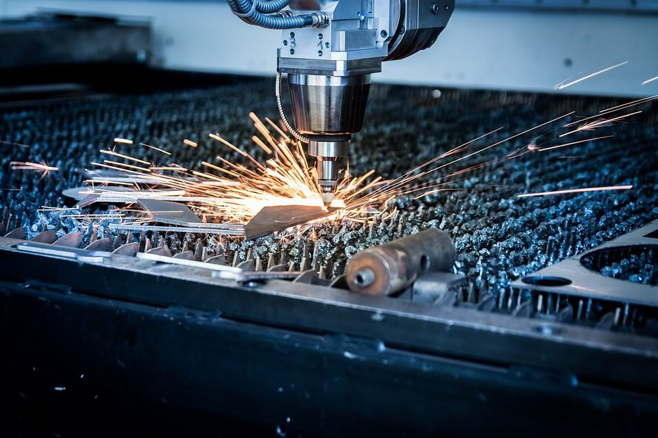 Lasers Grow Manufacturing