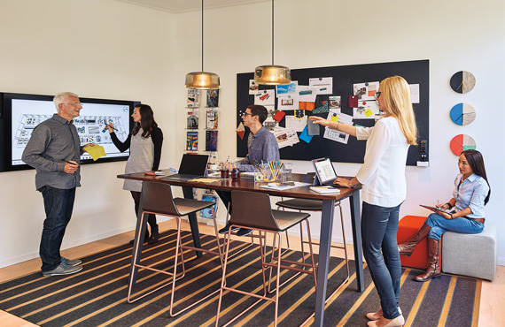 4 Workspace Updates to Improve Productivity