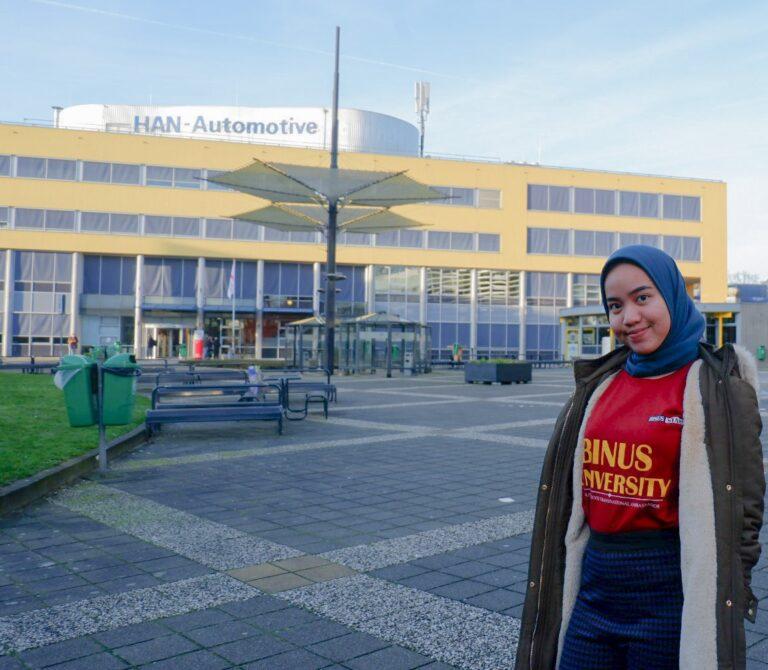 Student Exchange Testimonials: Exchange to HAN University, Netherlands